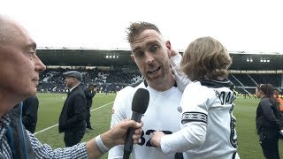 POST MATCH | Richard Keogh Post West Bromwich Albion (H)