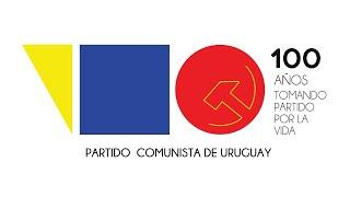 Acto 100 Aniversario del Partido Comunista de Uruguay