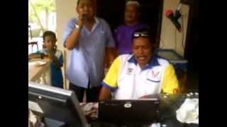 preview picture of video 'Majlis Perkahwinan di Pmtg Bogak,Kepala Batas 2/12/12 @ Karaoke 6'