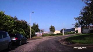 preview picture of video 'QQLX 190 SCOTLAND - Livingston - Houstoun Industrial Estate - Street View Car 2014'