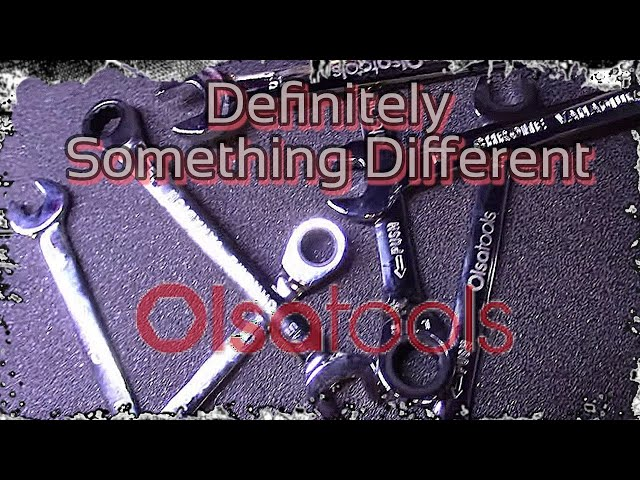 Youtube Video for Push Reversible Ratcheting Wrench Set with Wrench Organizer by JRC54