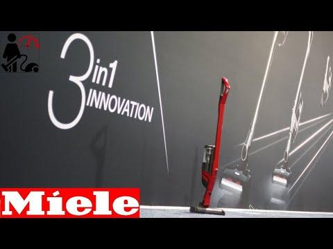 External Review Video w14kQC8yXdI for Miele TriFlex HX1, HX1 Cat&Dog, HX1 Pro Cordless Bagless Stick Vacuum Cleaners