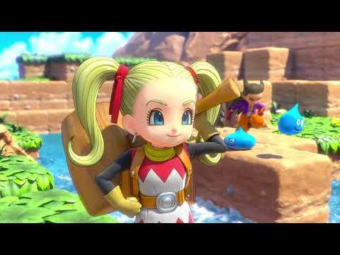 Видео № 0 из игры Dragon Quest Builders 2 [PS4]