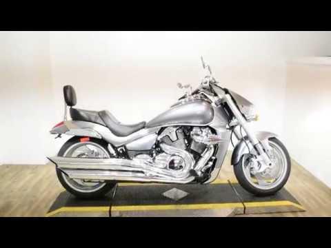 2008 Suzuki Boulevard M109R in Wauconda, Illinois - Video 1
