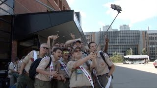 NOAC Day in Review - Monday, August 3, 2015