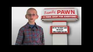 Family Pawn - Gold & Silver - It's So Easy Even A Kid Can Do It