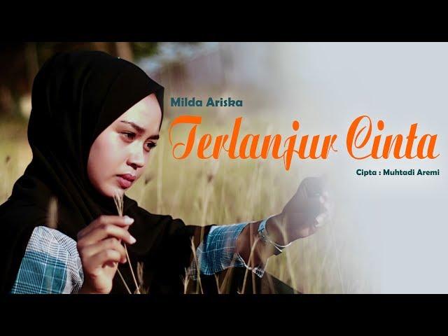 Milda Ariska - Terlanjur Cinta ( Official Music Video )