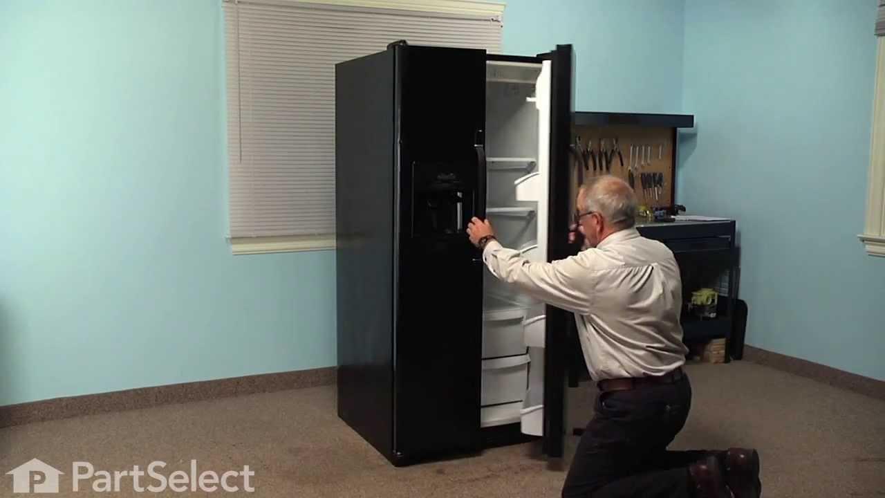 Replacing your Frigidaire Refrigerator Closer Plate