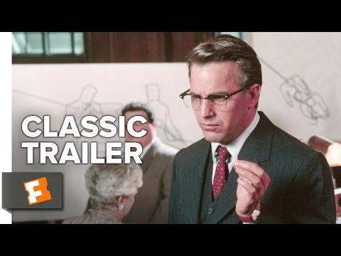 Video trailer för JFK (1991) Official Trailer - Kevin Costner, Oliver Stone Thriller Movie HD