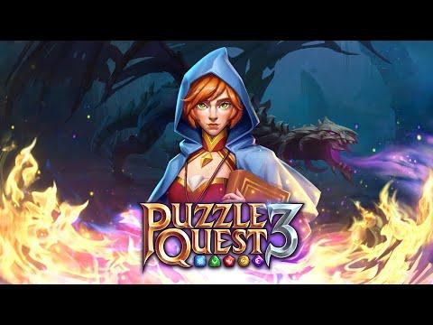 Trailer d'annonce de Puzzle Quest 3