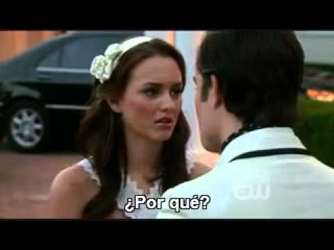 Blair an Chuck-3 words 8 letters, say it and Im yours... (sub esp)