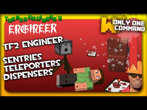 Team Fortress 2 Engineer's machines   Turrets, teleporters