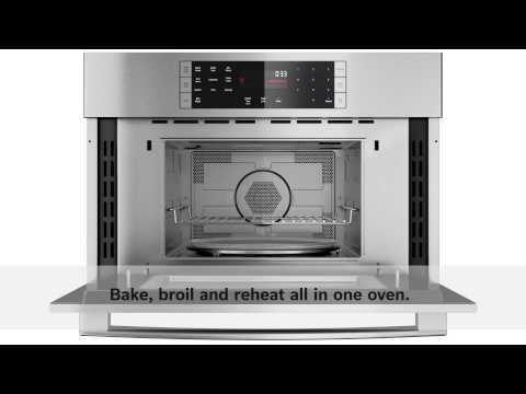 BOSCH SPEED MICROWAVE OVEN