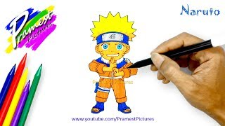 Menggambar Kartun Naruto 123vid