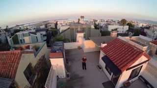 Learning to fly the drone