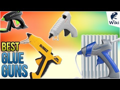 10 Best Glue Guns 2018