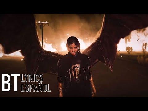 Billie Eilish - all the good girls go to hell (Lyrics + Español) Video Official