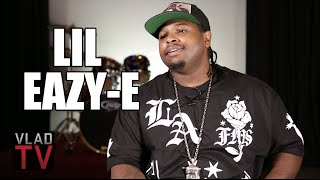 Lil Eazy E on Seeing Suge in Jail & Meeting Him To Talk About His Dad