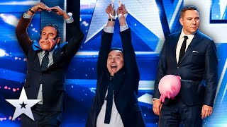 Why the nation LOVES David Walliams! | Britain's Got Talent