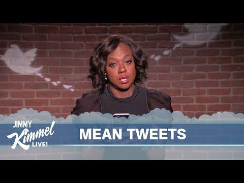 Celebrity čtou urážlivé tweety #6