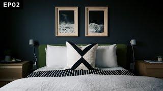 Weekend Master Bedroom Makeover | Ep 02