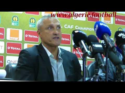 Les réactions du match : MCAlger - Difaâ El Jadida