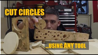 How to Cut Perfect Circles…with ANY Tool!