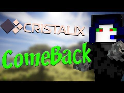 скачать сервер cristalix.ru майнкрафт #3