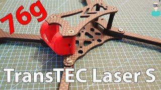 TransTEC LASER S Hybrid Racing Frame Overview