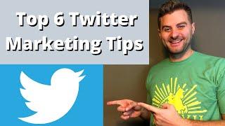 Twitter Marketing Tutorial For 2019 - Top 6 Twitter Marketing Tips