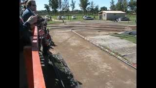 preview picture of video 'CAA - Encuentro Internacional Julio 2012 - Semifinal Electric Buggy 1/8'