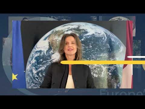 Copernicus: Where art meets science - photo exhibit unveiling