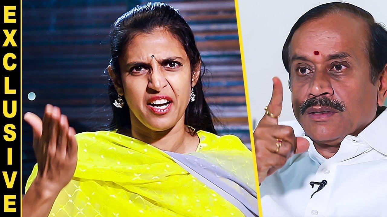 பிளான் பண்ணிதான் பேசுறாரு : Actress Kasthuri Bold Speech About H Raja | Interview
