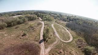1st EV3R Chase - fpv drone + delirium wings