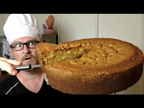 Video GIANT POUND CAKE RECIPE