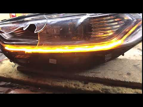 Ford Mondeo 5 Dynamic Turn Signal
