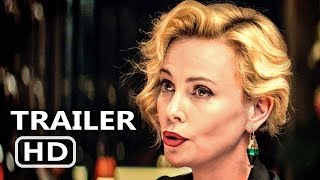 GRINGO Final Trailer (2018) Charlize Theron, Amanda Seyfried Action Movie HD