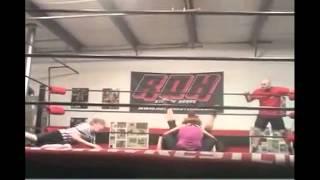 Wrestling Highlight Reel