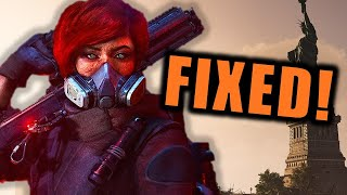 THEY FIXED THE DIVISION 2! - Warlords of New York Gameplay