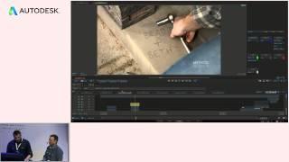 Method Studios Atlanta Deron Hoffmeyer, Senior Flame Artist Autodesk® Flame® Premium at NAB 2014