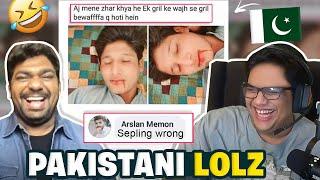 PAKISTANIS ARE SAVAGE - 4 ft @Zakir Khan