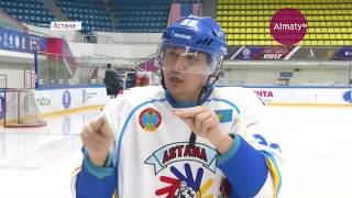 Казахстанские хоккеисты примут участие в ЧМ для слабослышащих