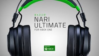 Trailer Cuffie Nari Ultimate for Xbox One