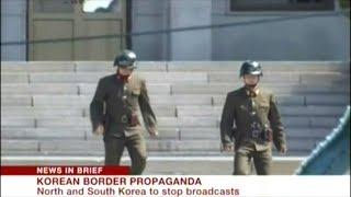 South Korea Says They Will Stop K-POP Propaganda Broadcasts Along The DMZ!