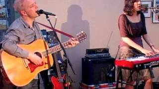 """Damon & Naomi LIVE """"No More Sad Refrains"""" (Sandy Denny cover) (Thing In The Spring 2008)"""