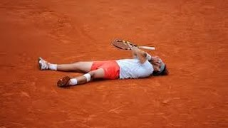 Nadal won his 15th Grand Slam - Who did he beat in the 14 Grand Slam finals before Roland Garros 201