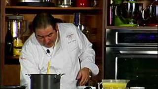 Emeril Lagasse: Clam Chowder   Food & Wine