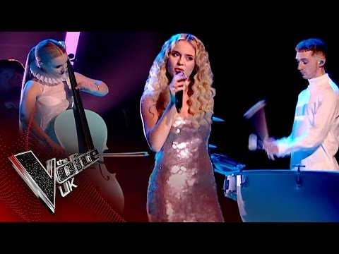 Clean Bandit Perform 'Symphony' Feat. Zara Larsson | The Voice UK 2017