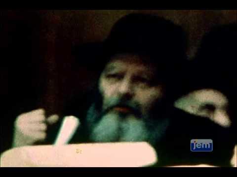 Chászid ünnepség Purim alkalmából