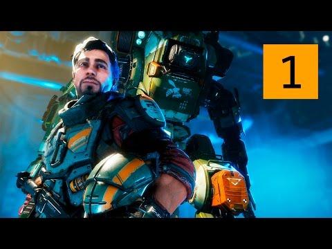 Прохождение Titanfall 2 — Часть 1: Полоса препятствий